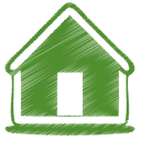 green-home-icon