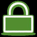 green-lock-icon
