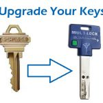 Upgrade your keys to One Special Mul-T-Lock Key