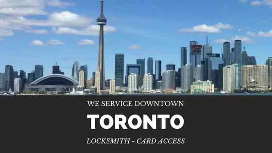 Toronto Locksmith Spadina Security