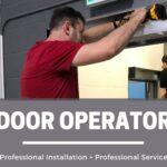 Toronto Door Operator Installation