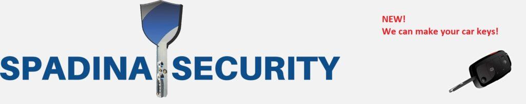 Spadina Security makes keys for cars
