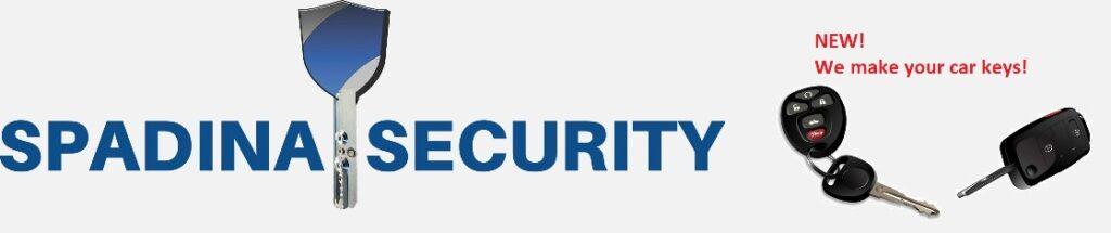 Spadina Security makes car keys