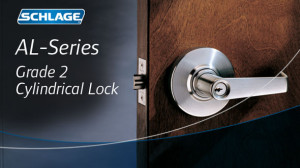 Schlage AL Series Lever Lock sold in Toronto by Spadina Security