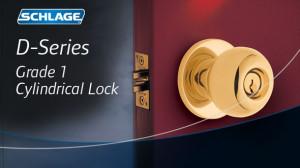 Schlage D Series lock