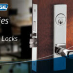 Schlage L Series mortise lock installed by Spadina Security Locksmith