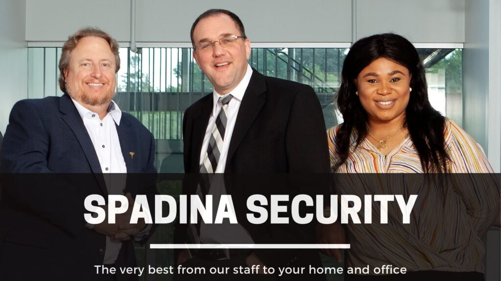 Spadina Security Staff
