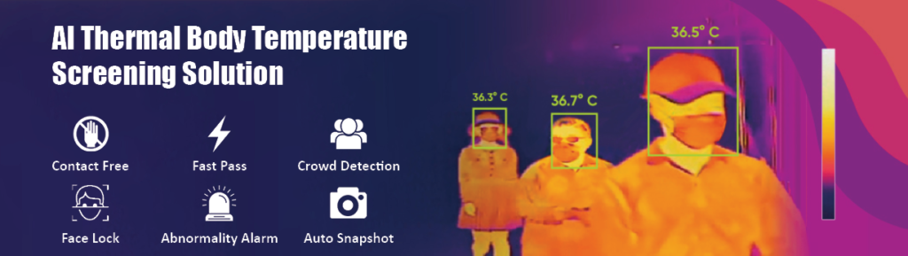 Body Temperature detection Toronto