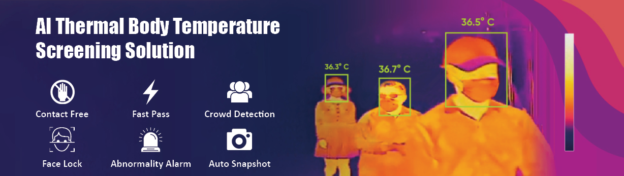 Body Temperature detection Toronto