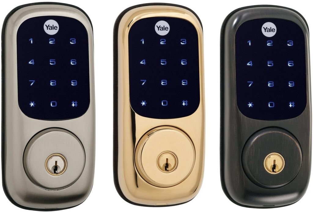 Yale Assure Deadbolt Lock